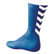 Chaussettes Hummel Authentic Indoor royal/blanc